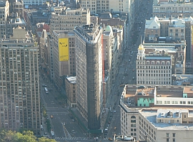 Empire state building bauzeit